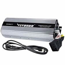 Horticulture 600 watt Dimmable Digital Electronic Ballast for Hydroponic Light