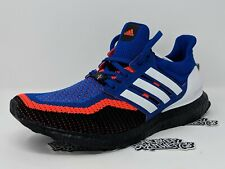 Adidas Ultra Boost 2.0 Men's Knicks Asterisk Royal Cloud White Red EF2901
