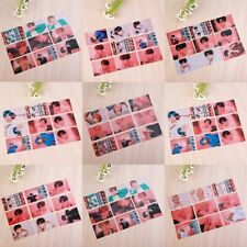Kpop BTS Members Map of The Soul: Persona PVC Clear Photo Card Photocard Poster