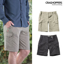 Craghoppers Nosilife Cargo Shorts (CMJ349) - Travel Adventure Insect Repellent