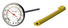 TAYLOR PRECISION PRODUCTS Inst Read Thermometer 8018N