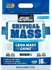 Applied Nutrition Critical Mass Weight Gainer Super High Calorie Muscle Gain 6kg