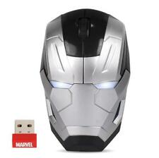 Hot Avengers Wireless Mouse Iron Man Black Panther/Star Lord Tree Man Ant Man
