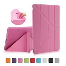 PU Leather Slim Flip Stand Case Cover for iPad 9.7 2018 Mini 2/3/4/5 Air 3/2 Pro
