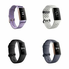 Fitbit Charge 3 Fitness Activity Tracker + Heart Rate Touchscreen Swimproof