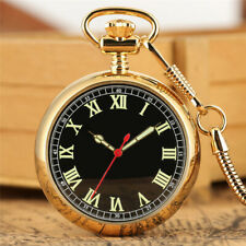Classic Automatic Mechanical Pocket Watch Luxury Hot Pendant Watch Luminous Dial