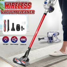 WINKSOAR 12000Pa Suction Cordless Vacuum Cleaner Handheld Bagless Upright Stick