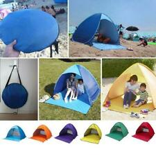 1-2Person Automatic Camping Tent Waterproof Room Outdoor Hiking Backpack Fishing