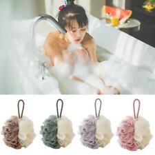 Loofah Bath Shower Sponge Pouf Mesh Ball Exfoliating Premium Scrubber Bath Fast