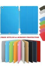Ultra thin magnetic leather 2 piece smart case cover stand Apple iPad 2,3,4
