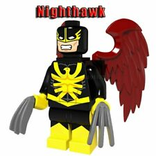 NIGHTHAWK -  MINIFIGURES AVENGERS SUPER HEROES MARVEL DC COMICS CUSTOM TOYS KIDS