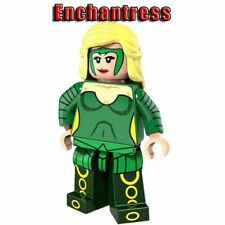 ENCHANTRESS -  MINIFIGURES AVENGERS SUPER HEROES MARVEL DC COMICS CUSTOM TOYS
