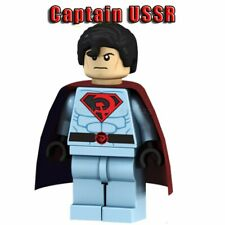 CAPTAIN US-  MINIFIGURES AVENGERS SUPER HEROES MARVEL DC COMICS CUSTOM TOYS