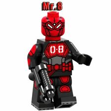 MR 8 -  MINIFIGURES AVENGERS SUPER HEROES MARVEL DC COMICS CUSTOM TOYS FOR KIDS