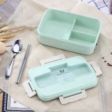Box Leakproof Divided Food Containerc Bento Box Students Insulated Thermal Lunch