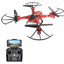 Drone With HD WiFi Drone 4CH 6-Axis Gyro Quadcopter Headless RTF Helicopter