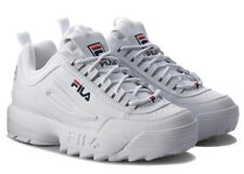 Fila Disruptor Shoes Woman Boy Sports Sneakers Running Basket Leather Wedge