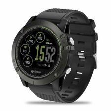 Zeblaze VIBE 3 HR Smart Watch IP67 24H Heart Rate Alarm Camera Military Watch