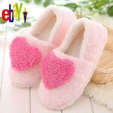 Lovely Ladies Home Floor Soft Women Indoor Slippers Outsole Cotton-Padded Shoes