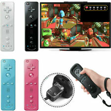 New Wii Remote Built in Motion Plus Inside Remote Controller Gesture Controller