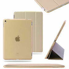 """Magnetic Smart Stand Case Cover For iPad 5 6 9.7"""" 2018 Air 2 3 4 Pro Mini Gold"""