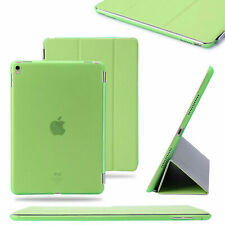 """Magnetic Smart Stand Case Cover For iPad 5 6 9.7"""" 2018 Air 2 3 4 Pro Mini Green"""