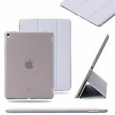 """Magnetic Smart Stand Case Cover For iPad 5 6 9.7"""" 2018 Air 2 3 4 Pro Mini Grey"""