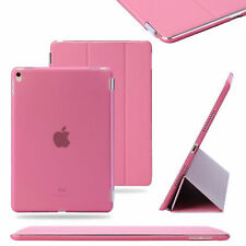 """Magnetic Smart Stand Case Cover For iPad 5 6 9.7"""" 2018 Air 2 3 4 Pro Mini Pink"""