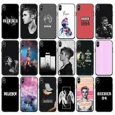 Justin Bieber popular singer soft case cover for iphone 6 7 8 X XS MAX XR 11 Pro