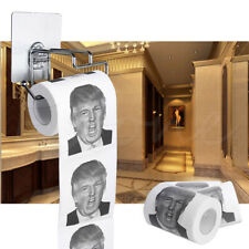 Donald Trump Toilet Paper Home Toilet Tissue Roll 2 ply 250 Sheet Funny Gag Gift