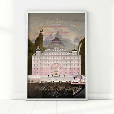 Grand Budapest Hotel Movie Poster 24in x 36in