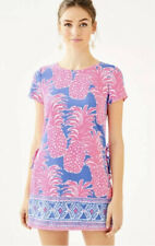 Lilly Pulitzer Blanca Stretch Romper Short Dress -Bluer Haven / RRP £150