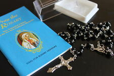 PRAY the ROSARY Illustrated Booklet Book, Rosary Beads Rosaries, Box, Childrens