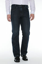 JOKER Jeans | Clark ( Comfort Fit ) 2238/165 dark blue smoke MANCRAFTED