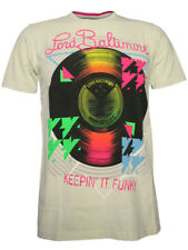 "LORD BALTIMORE Herren TShirt ""KEEP IT FUNKY"" in weiß by ed hardy Audigier *NEU*"