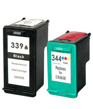 Non-OEM Replaces Use in For HP 339 & 344 Ink Cartridges