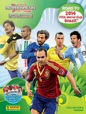 ADRENALYN XL ROAD TO WORLD CUP BRAZIL 2014 PICK  STAR PLAYERS FROM MENU