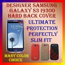 ACM-DESIGNER SAMSUNG GALAXY S3 I9300 HARD BACK COVER CASE SHELL FOR PROTECTION