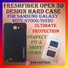 ACM-FRESHFIBER OPEN 3D DESIGN HARD CASE COVER FOR SAMSUNG NOTE N7000 I9220 NEW