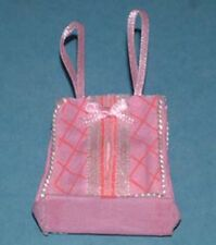Dolls House Miniature 1/12th Scale Coloured Shopping Bag - Various Colours