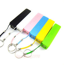 PERFUME 2600MAH PORTABLE BATTERY CHARGER POWER BANK for SAMSUNG IPHONE HTC LG