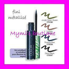 "EYE-LINER LIQUIDE ""Holiday"" Color Trend Avon - eyeliner vert bleu marron noir"