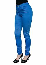 Vero Moda Hose Wonder Color Denim blau 10074142