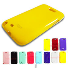 for Samsung Galaxy Note 3 III N9000 N9005 Genuine Cross Line Jelly Case Cover