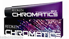 REDKEN CHROMATICS AMMONIA FREE PERMANENT HAIR COLOR 60ml TUBE 1 TO 4'S 63ML
