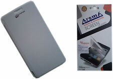Best Flip Cover For Micromax Canvas A77 Juice/A177 With Clear Screen Guard