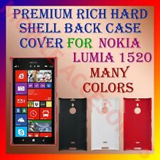 ACM-PREMIUM RICH MULTI-COLOR for NOKIA LUMIA 1520 HARD SHELL BACK CASE PANEL NEW