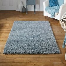 Super Shaggy Rugs - Silver Grey | A High Pile Quality Shag Pile Rug Large Sizes