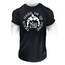MMA GYM BODYBUILDING  MOTIVATION   T-Shirt  BEST WORKOUT  CLOTHING TRAINING MAN
