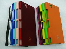 SONY XPERIA Z L36H PREMIUM IMPORTED MULTI COLOR CAPDASE HARD BACK CASE COVER
